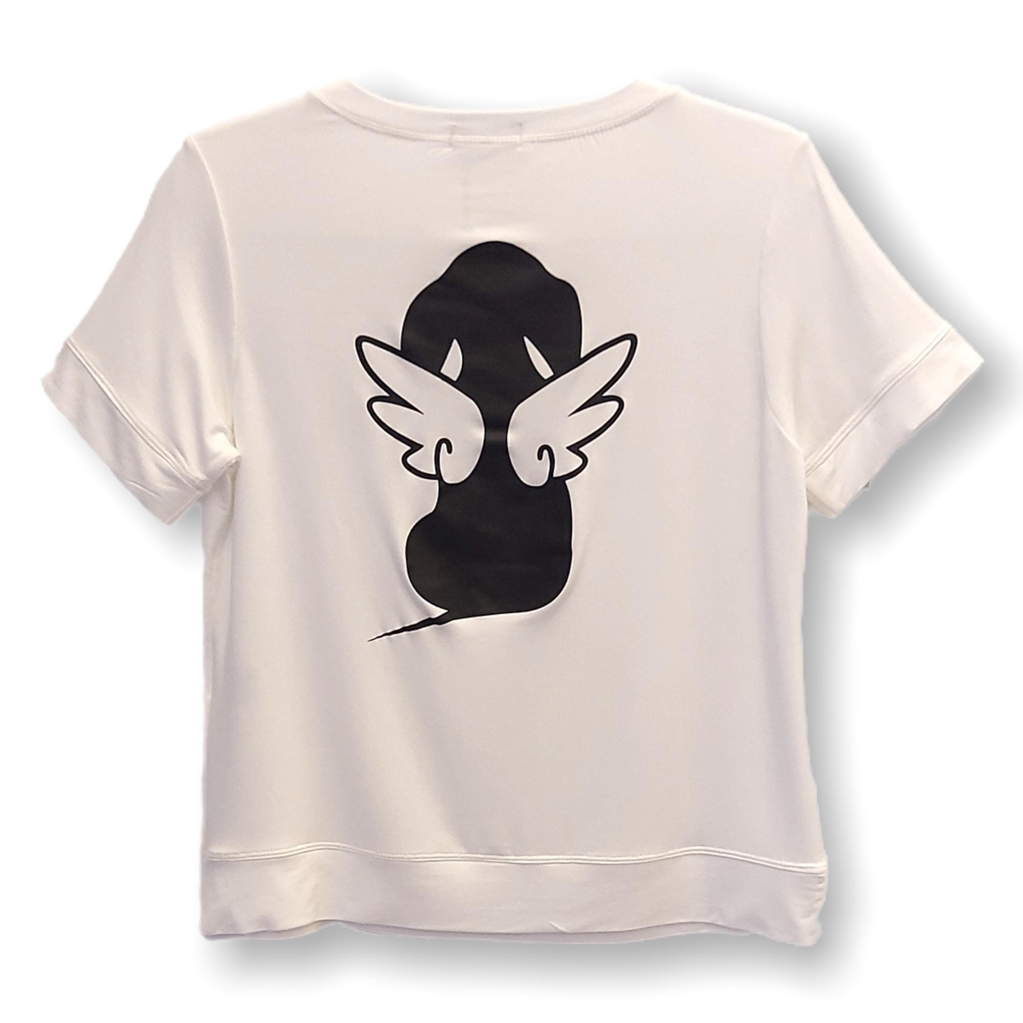 Camiseta moletinho Dog  - Vivian Bógus