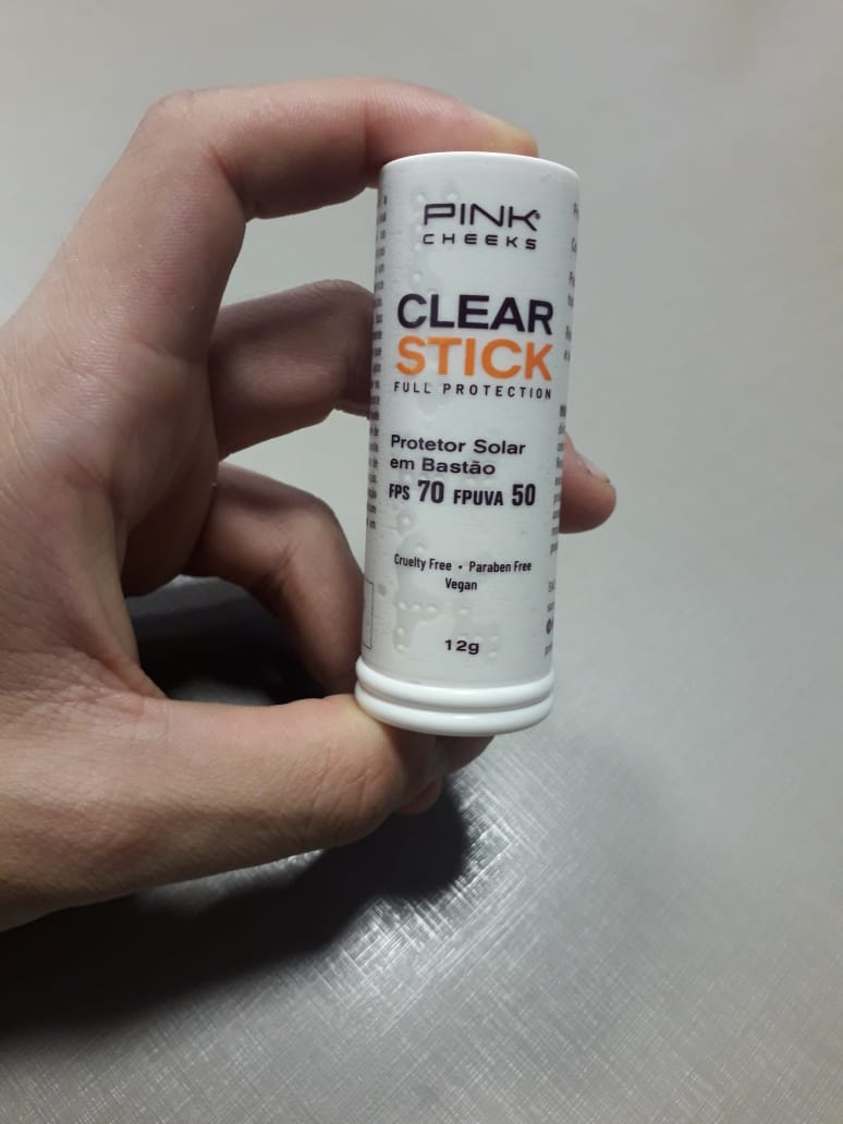 CLEAR STICK FULL PROTECTION 12g