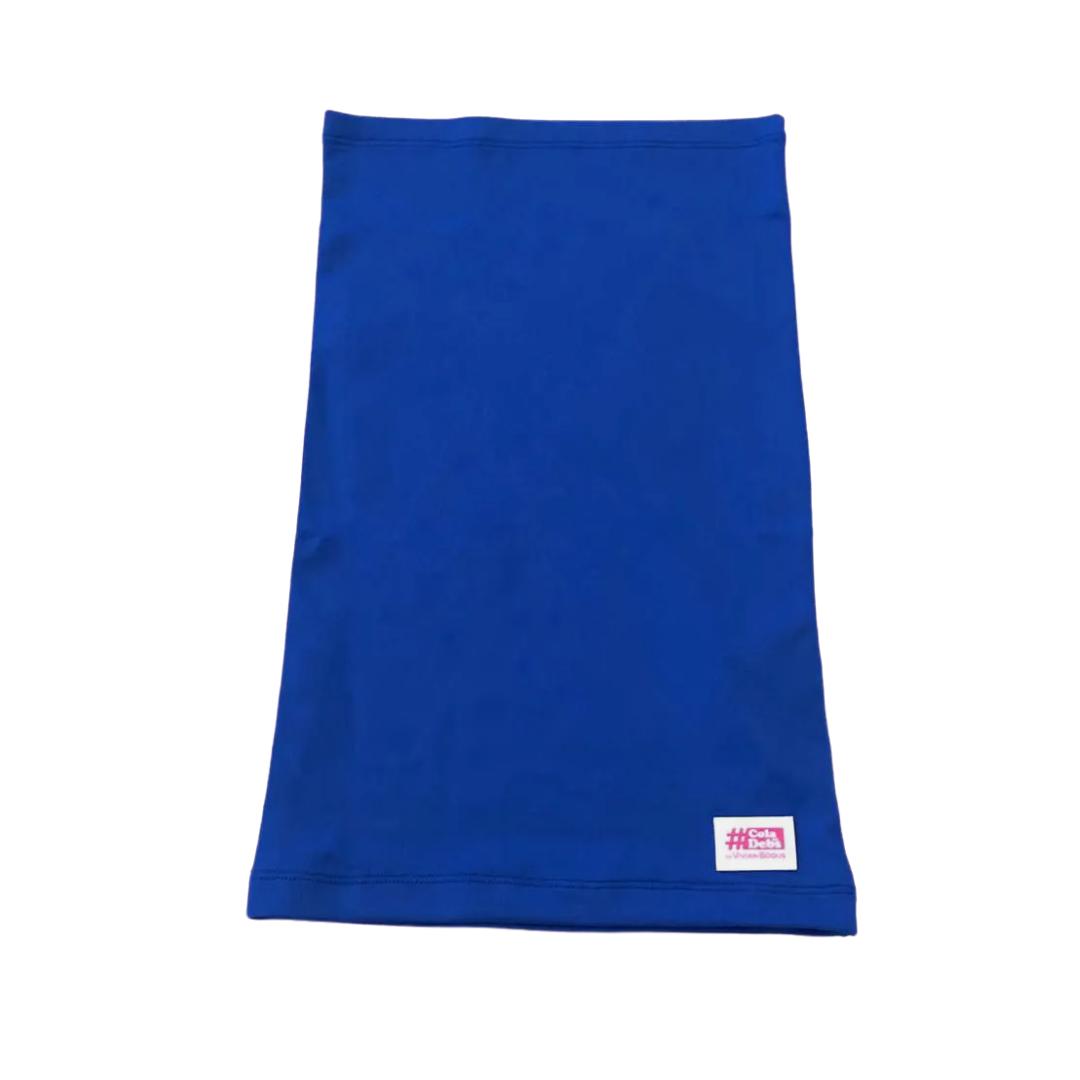 Gola Multiuso - Azul Royal  - Vivian Bógus
