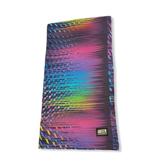 Gola Multiuso estampa colorida