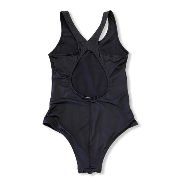 Maiô natação em swim preto  - Vivian Bógus