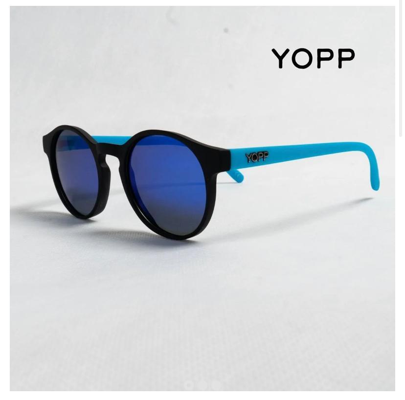 Óculos YOPP BLUE LOOK  - Vivian Bógus
