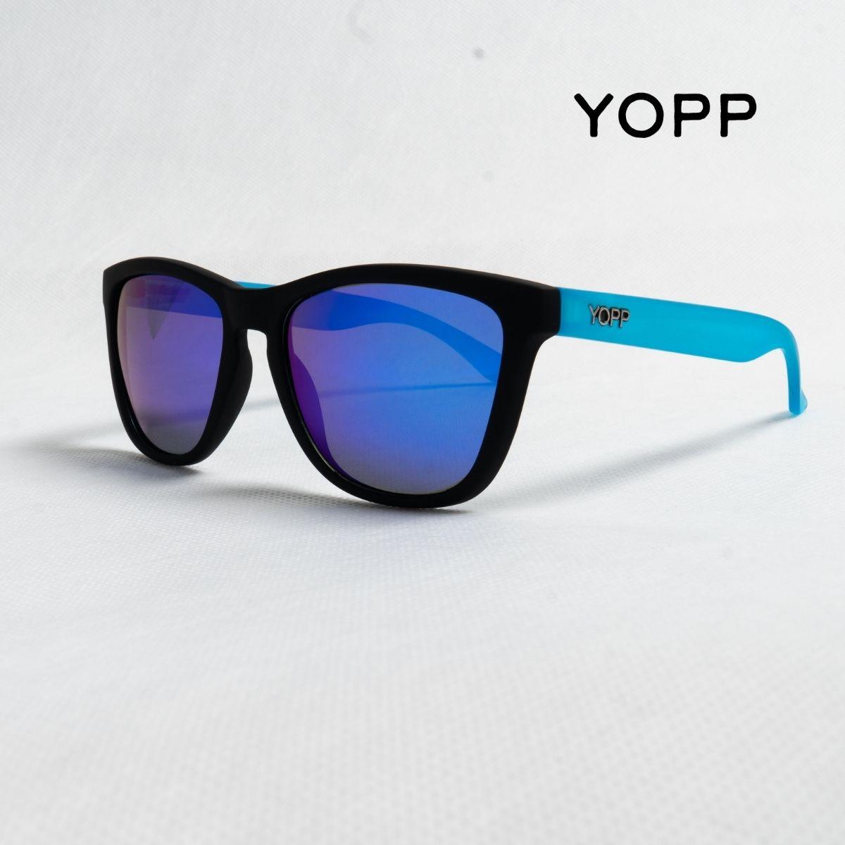 Óculos YOPP FUSCA AZUL  - Vivian Bógus