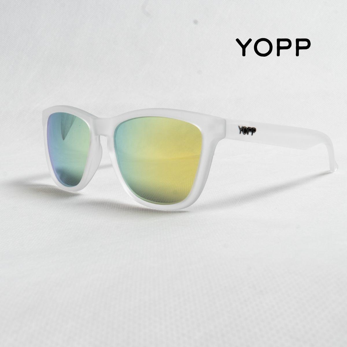 Óculos YOPP SINAL AMARELO  - Vivian Bógus