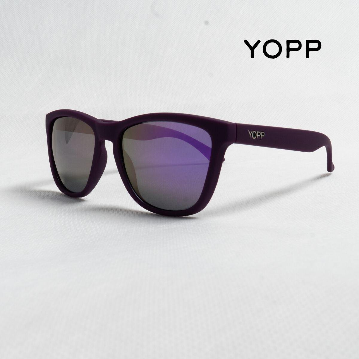 Óculos YOPP TULIPA ROXA  - Vivian Bógus