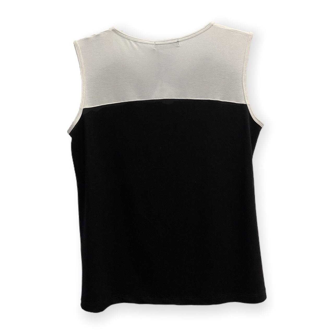 Regata bicolor off white e preta