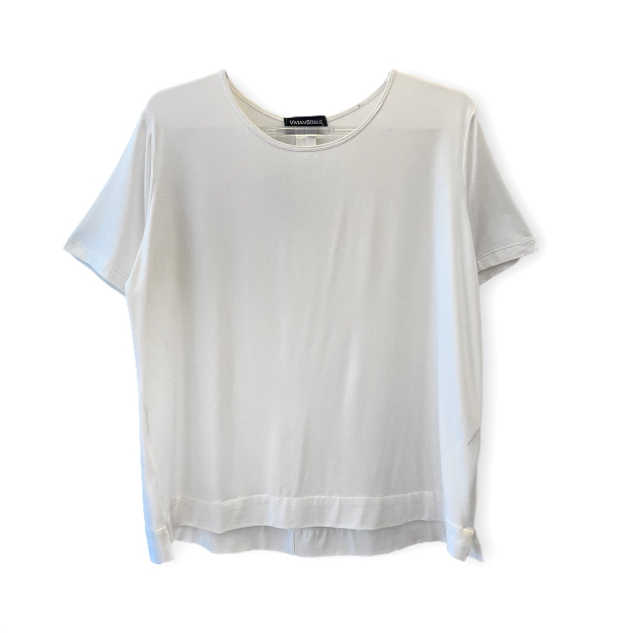 T-shirt Juliana Off-White