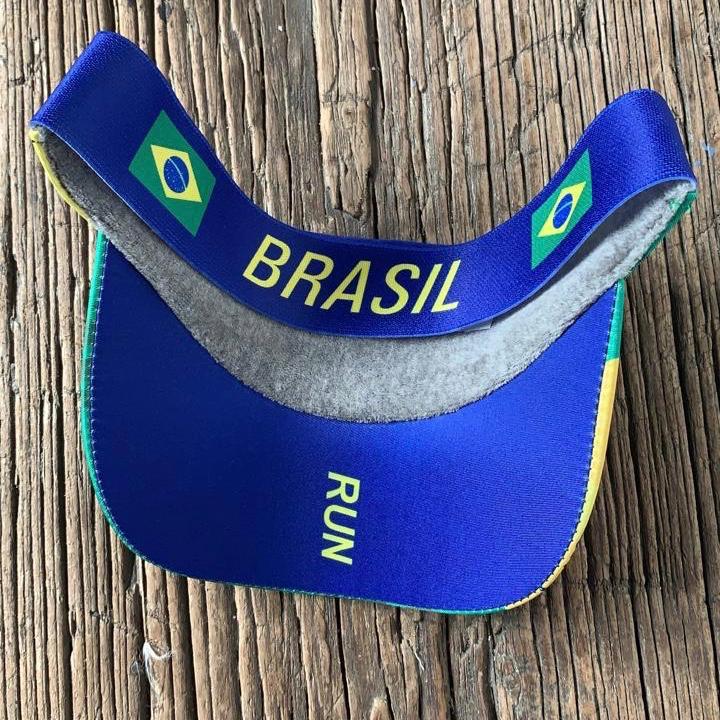 Viseira Brasil  - Vivian Bógus