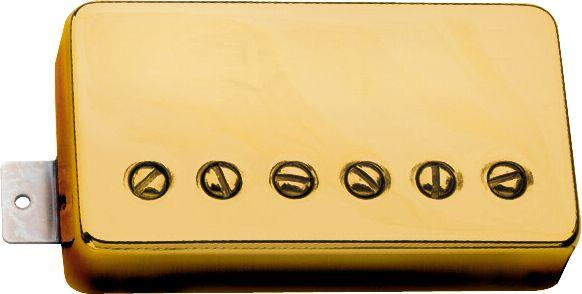 Captador Realbucker HH777 - Dourado - Braço  - Malagoli Eletrônica Ltda