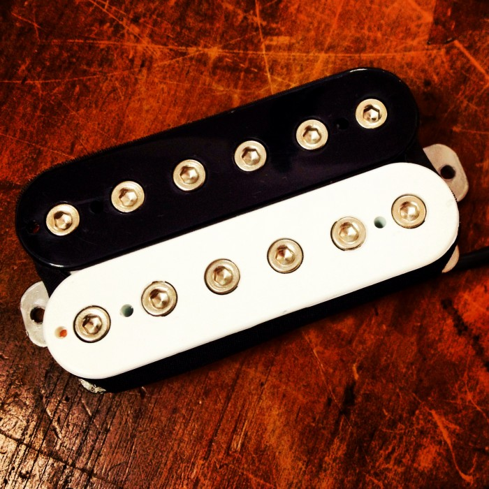 Custom 89 - Braço  - Malagoli Eletrônica Ltda
