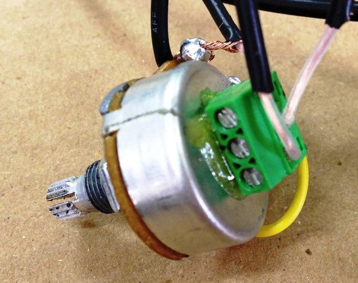 SOLDERLESS - Kit comp. Solderless p/ Les Paul c/ Jogo Capts Distortion+Custom 59  - Malagoli Eletrônica Ltda