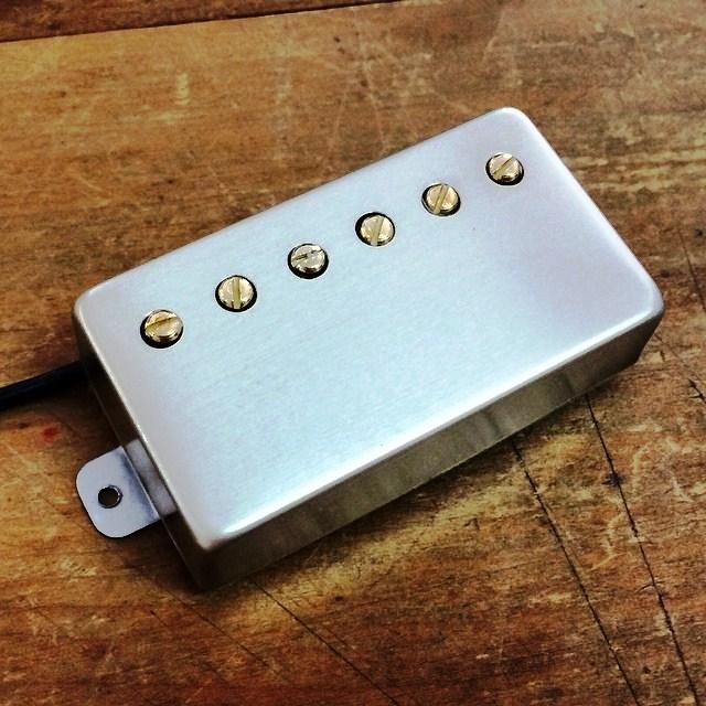 Custom 55 - Raw Nickel - Braço  - Malagoli Eletrônica Ltda