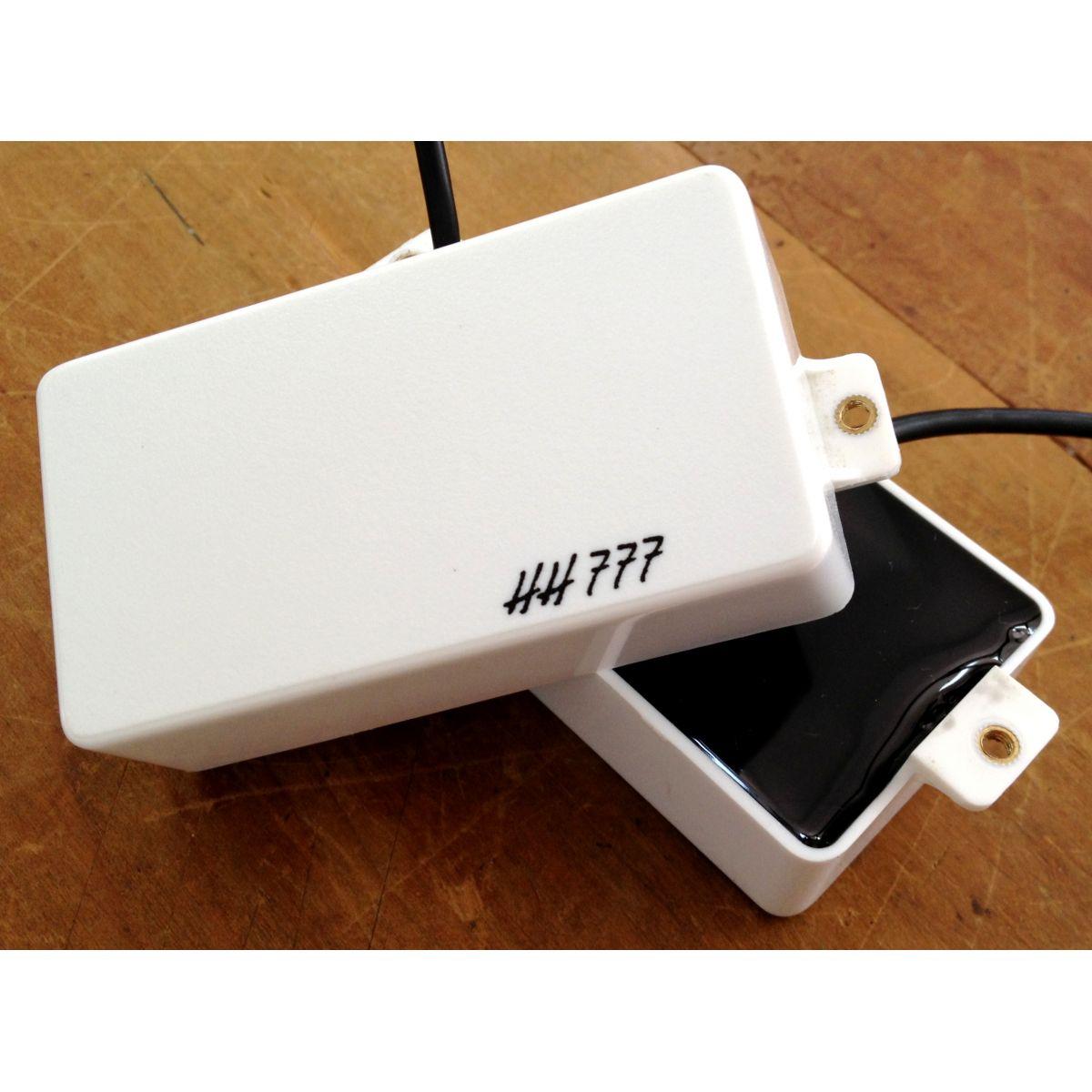 Captador Realbucker HH777 - Braço - c/ capa EMG  - Malagoli Eletrônica Ltda