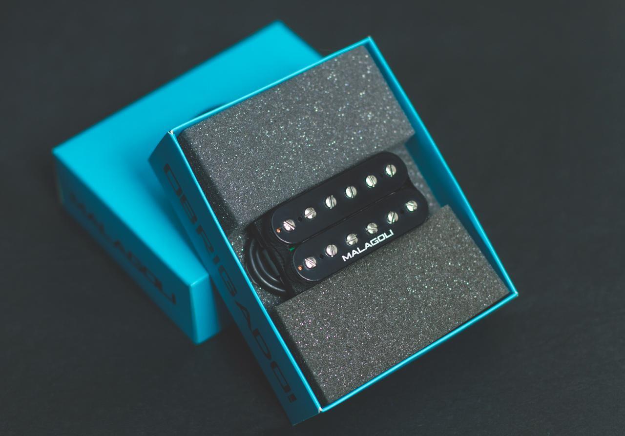 Custom 84  - Malagoli Eletrônica Ltda
