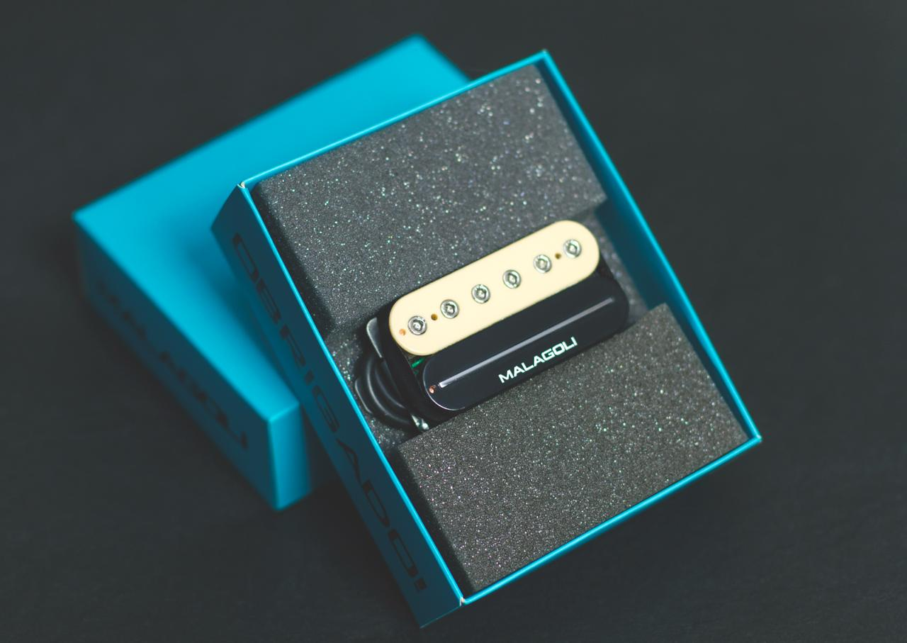 Custom PTR  - Malagoli Eletrônica Ltda