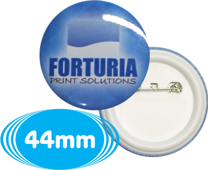 Botton Circular - 44mm - 50 UNIDADES