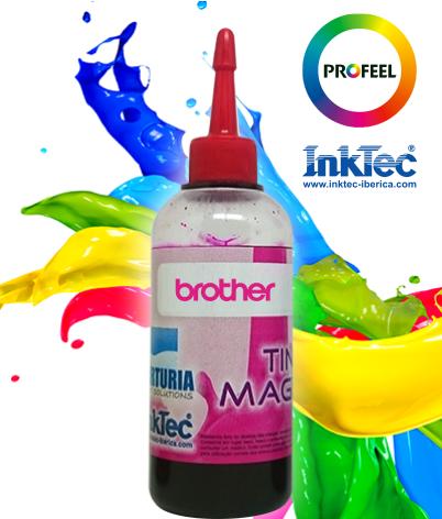 Tinta Corante - BROTHER - Magenta - INKTEC PROFEEL