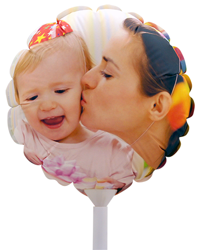 Balão A4 Redondo