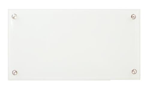 Porta Retrato de Vidro 30 x 16cm