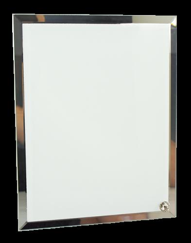 Porta Retrato de Vidro 23 x 18cm