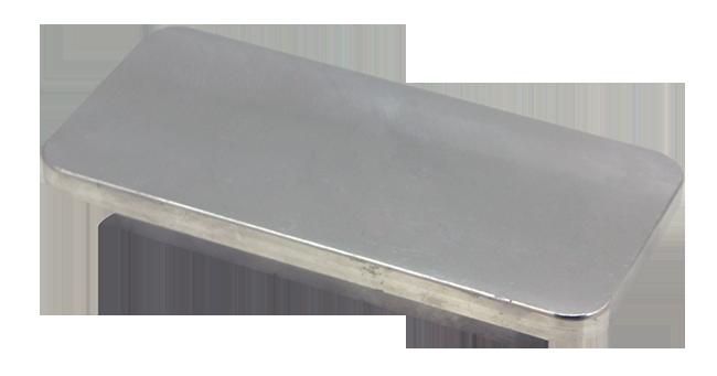 3D - Molde Aluminio Capa Iphone 5 / 5S