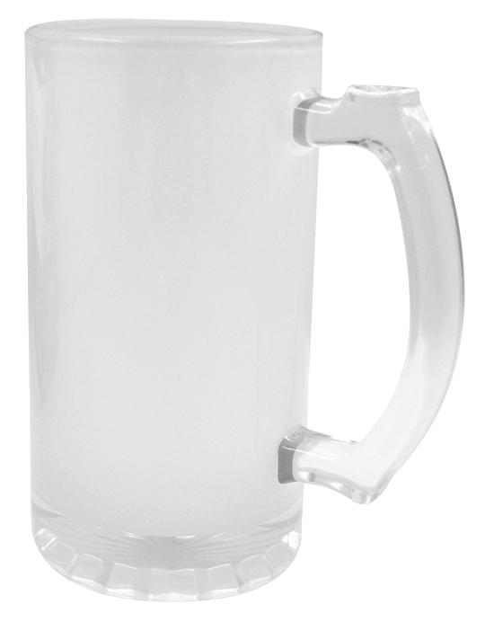 Caneca de Chopp - Vidro Transparente