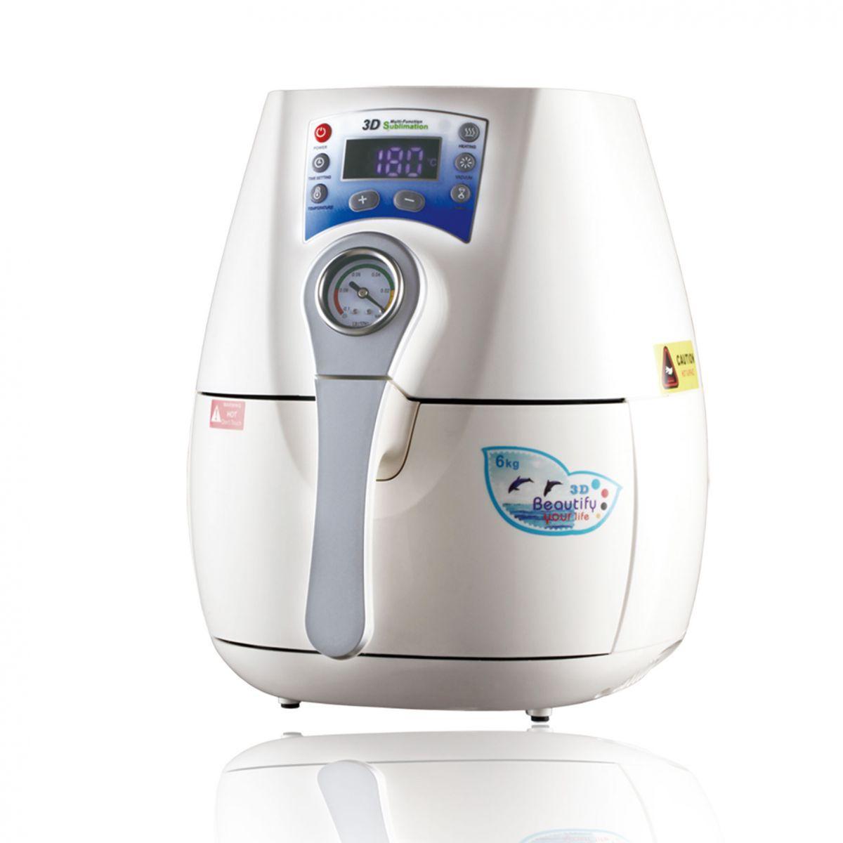 Prensa 3D Mini - 220V - Branca
