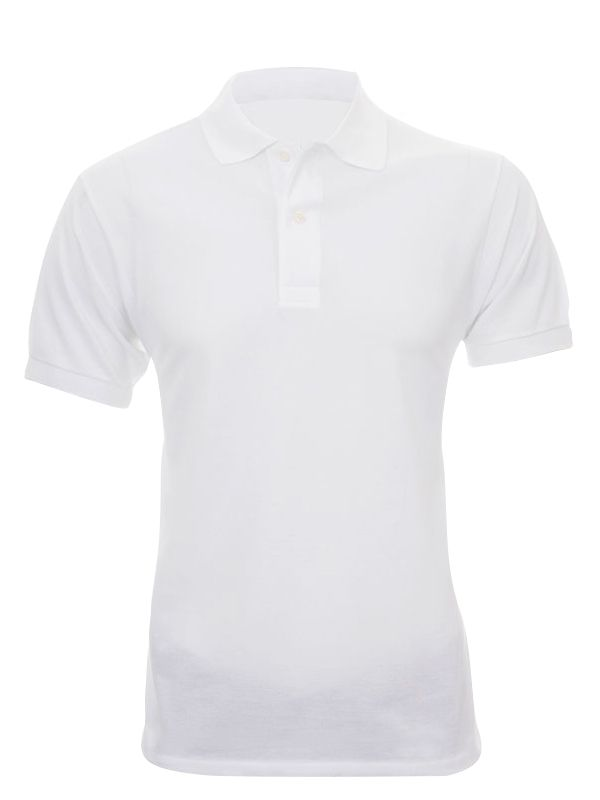 Camisa Polo Poliester - Masculina - P