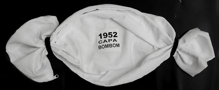 Capa Bombom - 100% POLIESTER