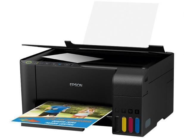 Impressora Epson L3150 + Bulk Ink de Fábrica