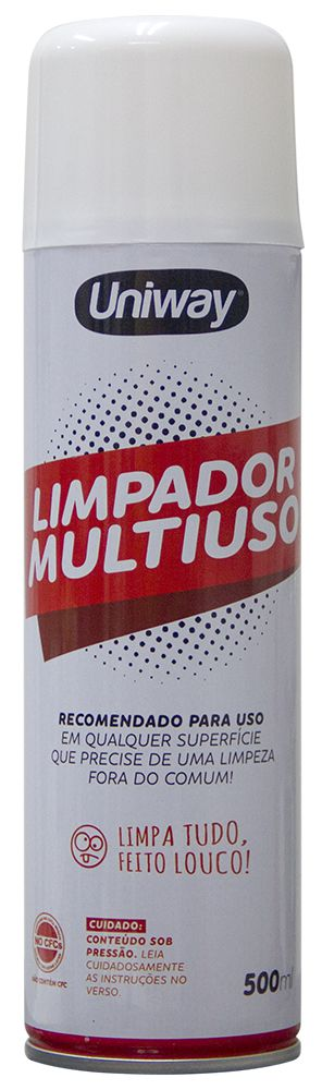 LIMPADOR MULTIUSO - SPRAY