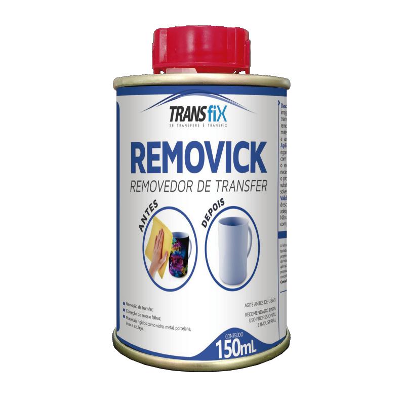 REMOVICK - REMOVEDOR DE TRANSFER - TRANSFIX