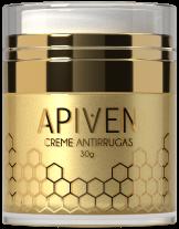 Apiven Creme Antirrugas Green Life 30g  - WAXGREEN - GREENLIFE