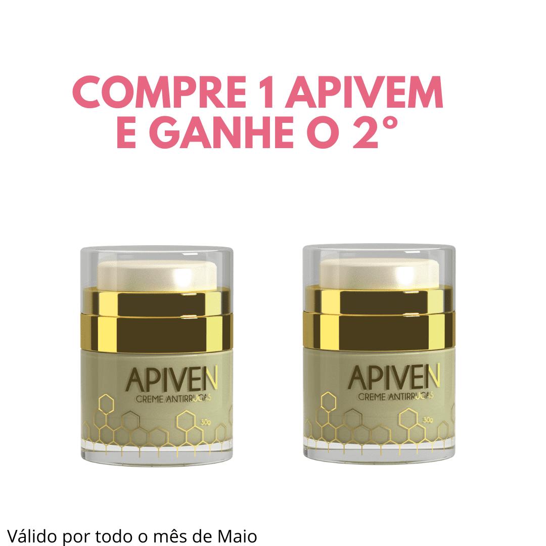 Apiven - Promoção Compre 1 e Ganhe o 2º  - WAXGREEN - GREENLIFE