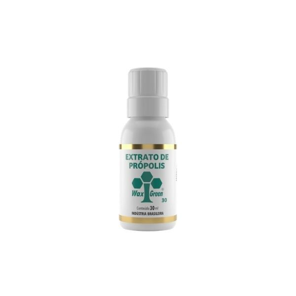 Extrato de Própolis 30 - Brasil 30 ml  - WAXGREEN - GREENLIFE