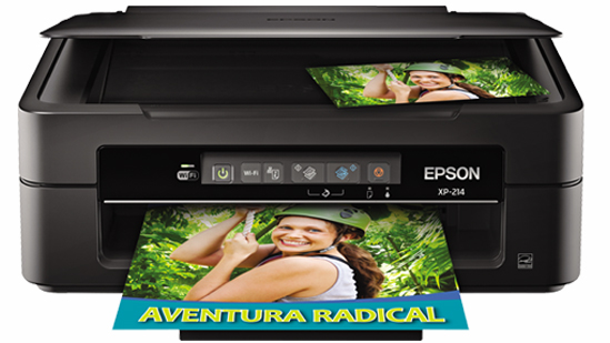 Impressora Multifuncional Epson XP-214 Jato de Tinta  - ShopNoroeste.com.br