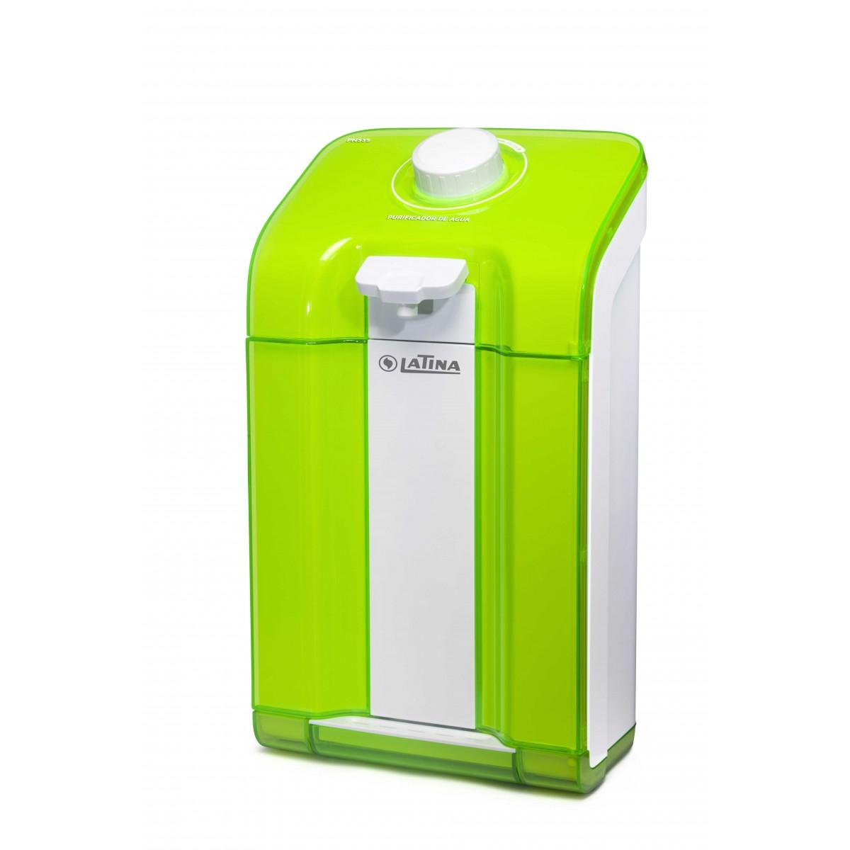Purificador de Água Latina Pn535 Verde  - ShopNoroeste.com.br