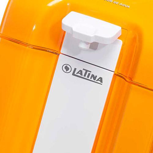 Purificador de Água Latina Pn535 Laranja  - ShopNoroeste.com.br