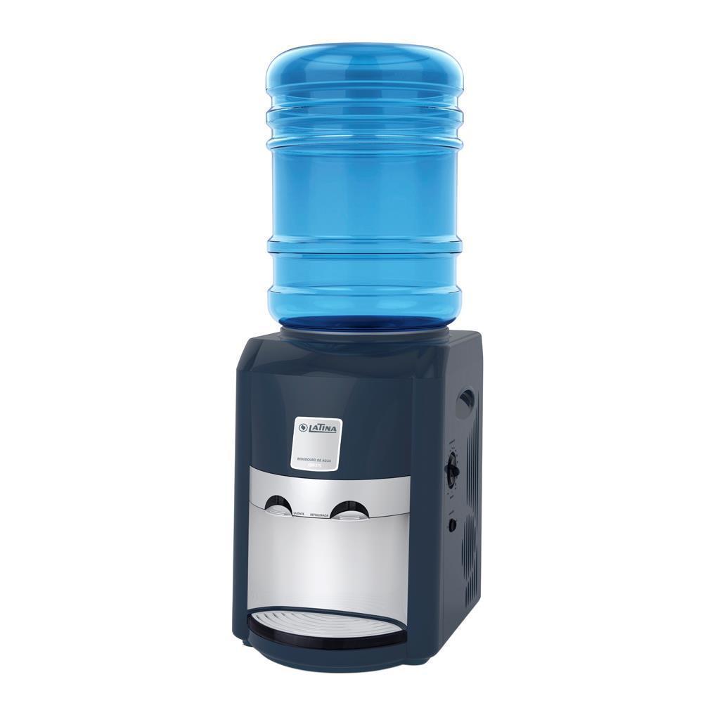 Bebedouro Refrigerado Latina XBR375 Água Natural, Gelada e Quente 127V  - ShopNoroeste.com.br
