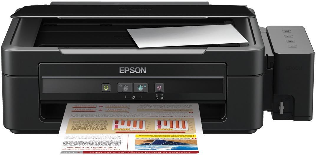 Impressora Multifuncional Epson L210 Tanque de Tinta  - ShopNoroeste.com.br