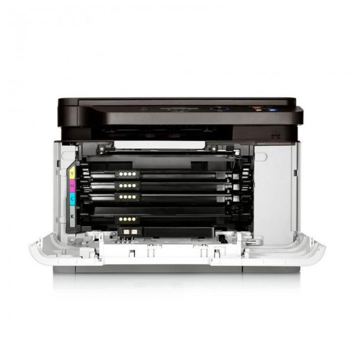 Impressora Multifuncional Laser Colorida Samsung CLX-3305W Wireless - Impressora, Copiadora e Scanner  - ShopNoroeste.com.br