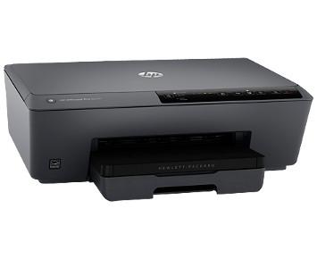 Impressora HP Inkjet 4Cor 600x1200dpi 29ppm 256MB Officejet Pro 6230  - ShopNoroeste.com.br