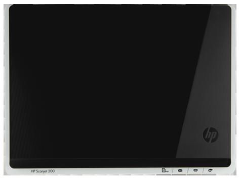 Scanner de Mesa Scanjet HP 200 19200x2400dpi 48 bits USB  - ShopNoroeste.com.br