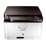 Impressora Multifuncional Laser Colorida Samsung CLX-3305W Wireless - Impressora, Copiadora e Scanner