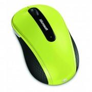 Mouse Wireless Mobile Microsoft 4000 USB Bluetrack Verde D5D-00033