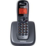 Telefone Sem Fio Dect 6.0 c/ Identificador de Chamadas, Agenda Telefônica e Viva Voz TS 6120 - Intelbras