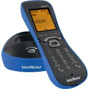 Telefone Sem Fio Intelbras Ts 8220 Azul