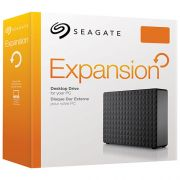 HD Externo Seagate Expansion 2TB Preto