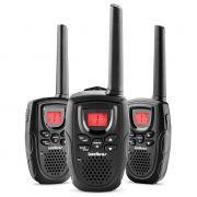Radio Comunicador Intelbras 20 Km Trio RC 5003 USB