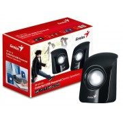 Caixa de Som Genius USB SP-U115 Preta 31731006111